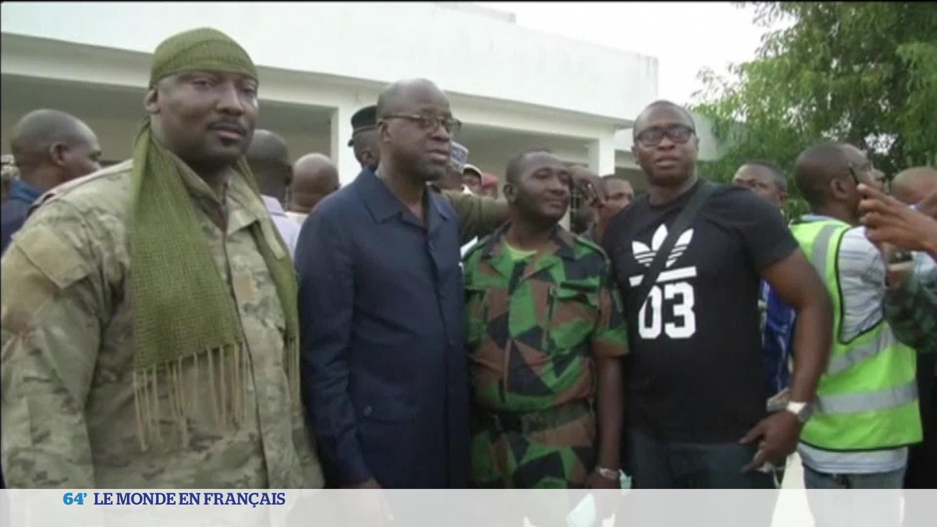 Côte d'Ivoire : gouvernement et mutins trouvent un accord