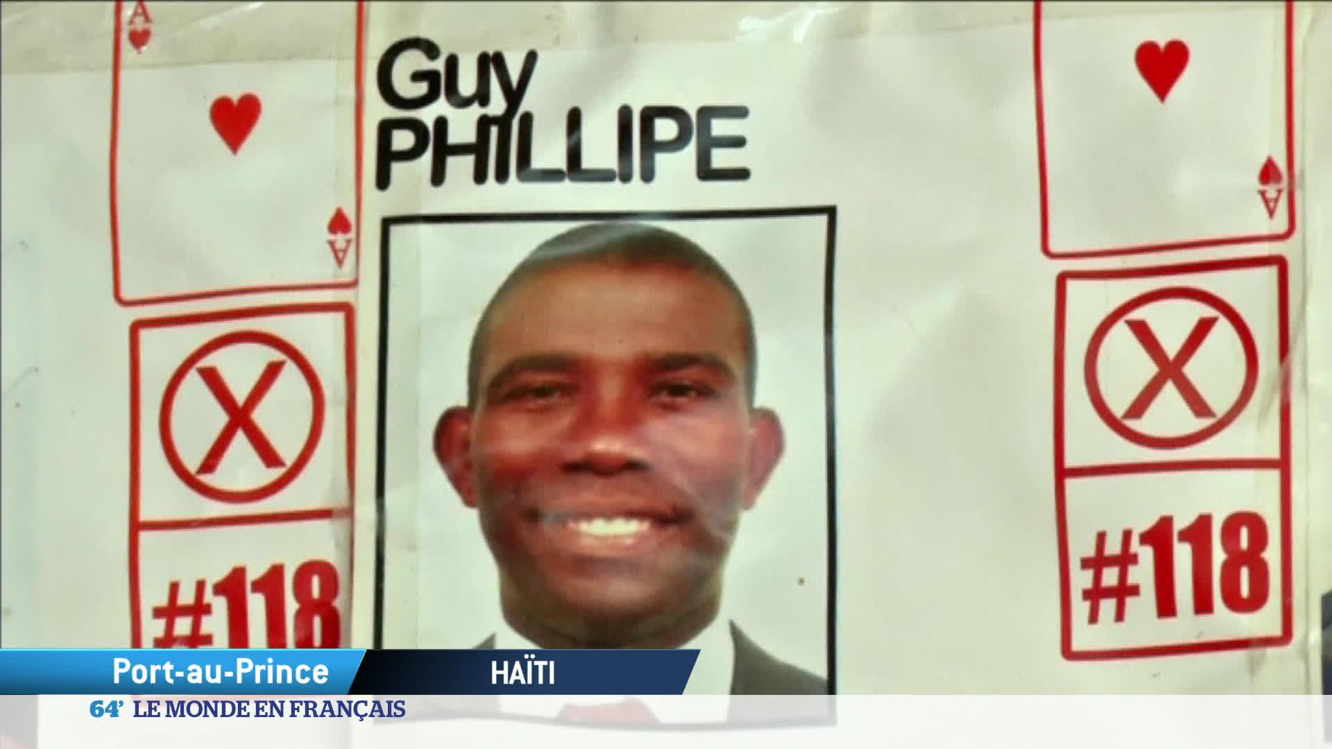 Haïti : l'arrestation de Guy Philippe
