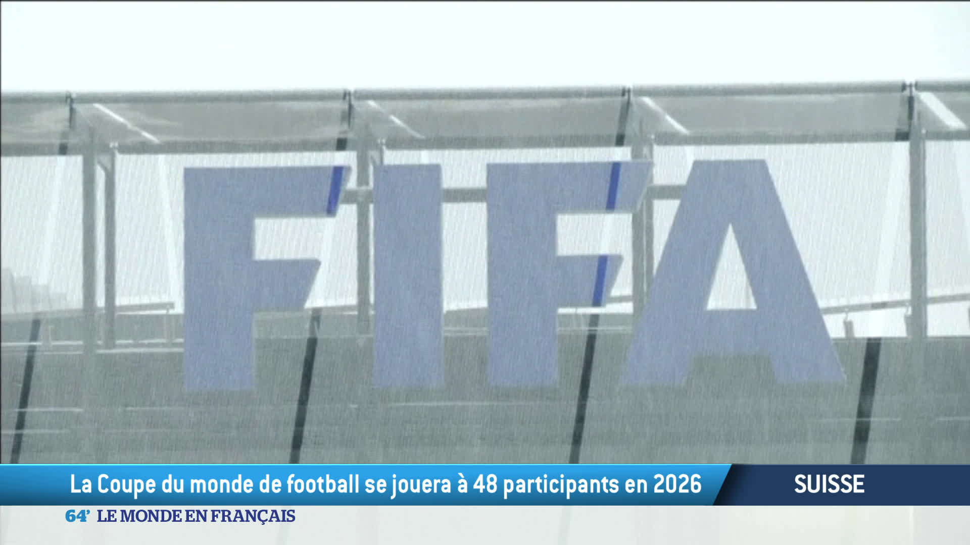 Plus de pays à la Coupe du monde de football 2026
