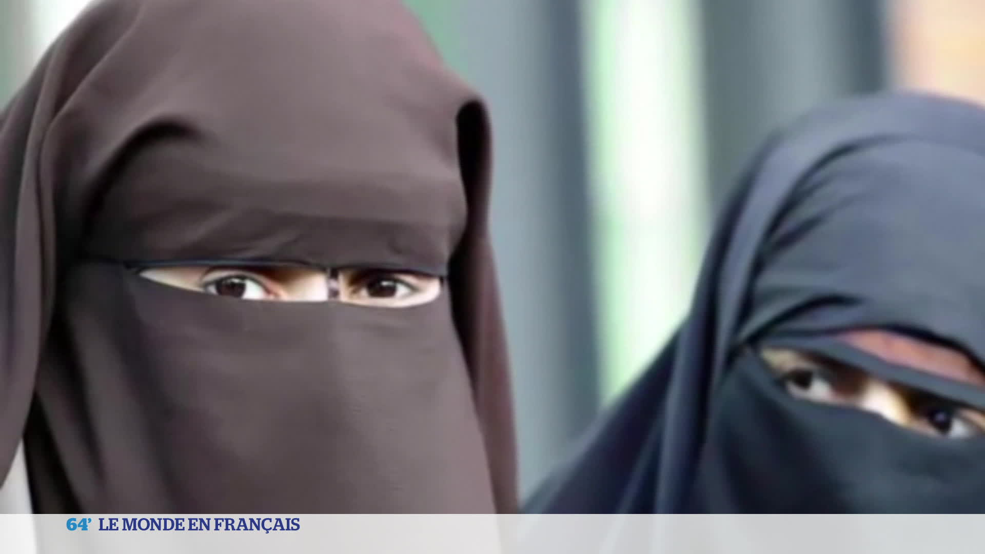 Le royaume marocain interdit niqab et burqa