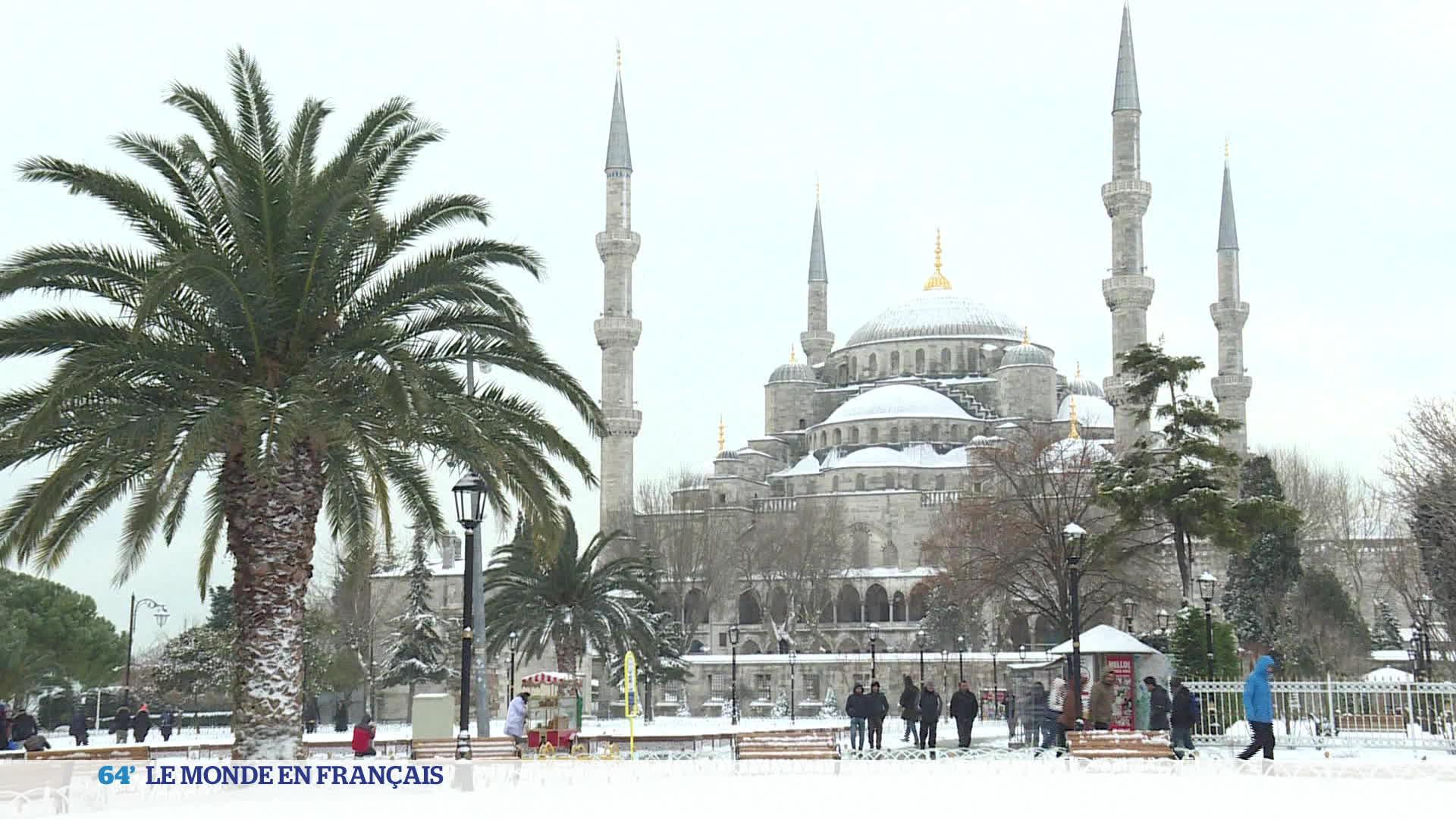 Le secteur touristique en berne en Turquie