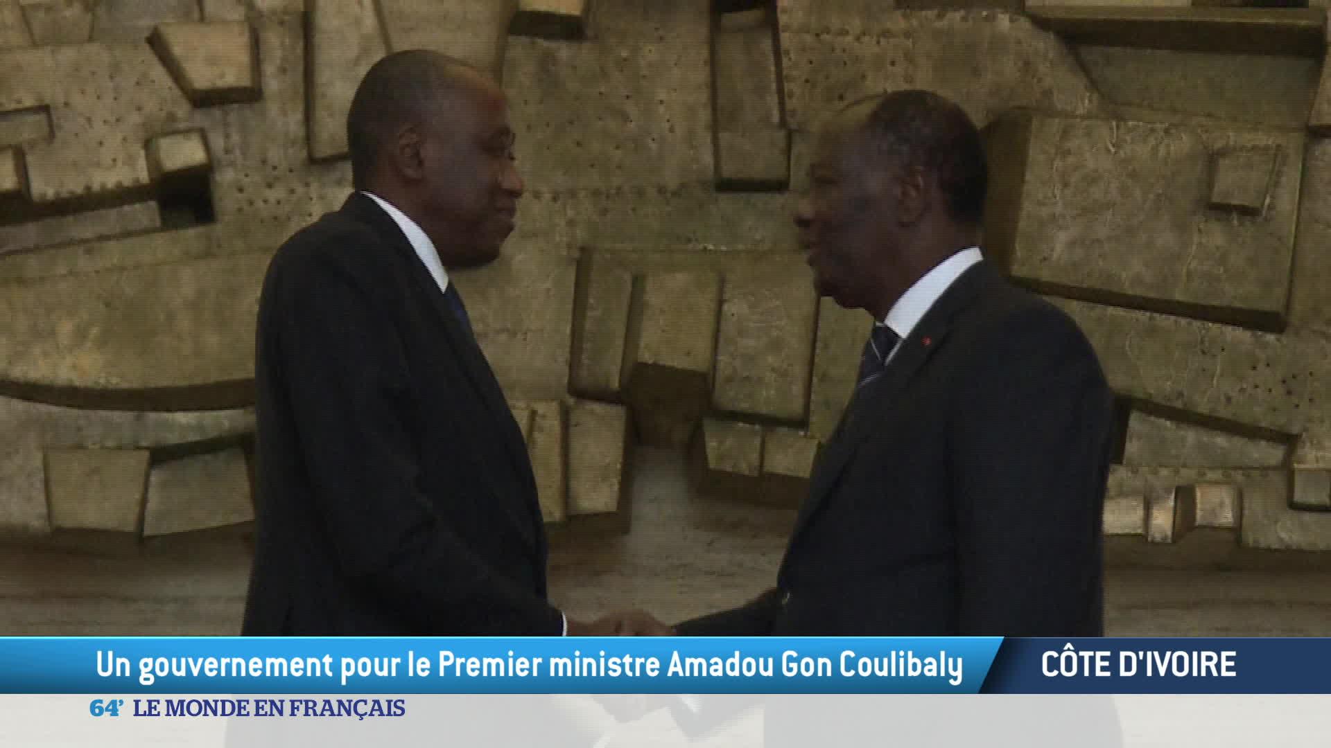 La Côte d'Ivoire a un nouveau 1er ministre