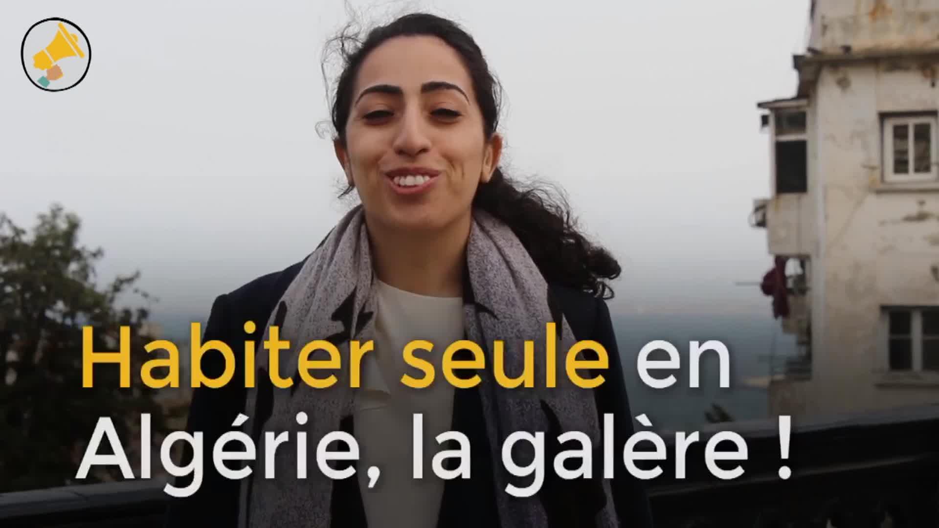 Vivre seule en Algérie, mission impossible ?