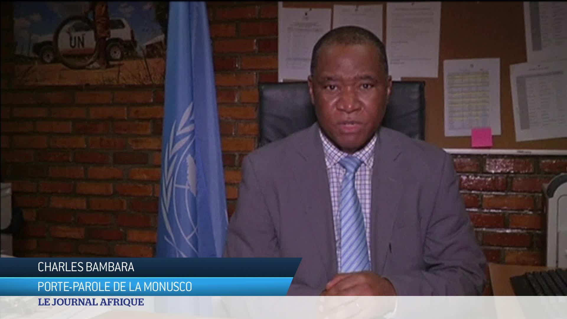 RDC : ils avaient pour mission d'enquêter sur les mouvements rebelles et sur les