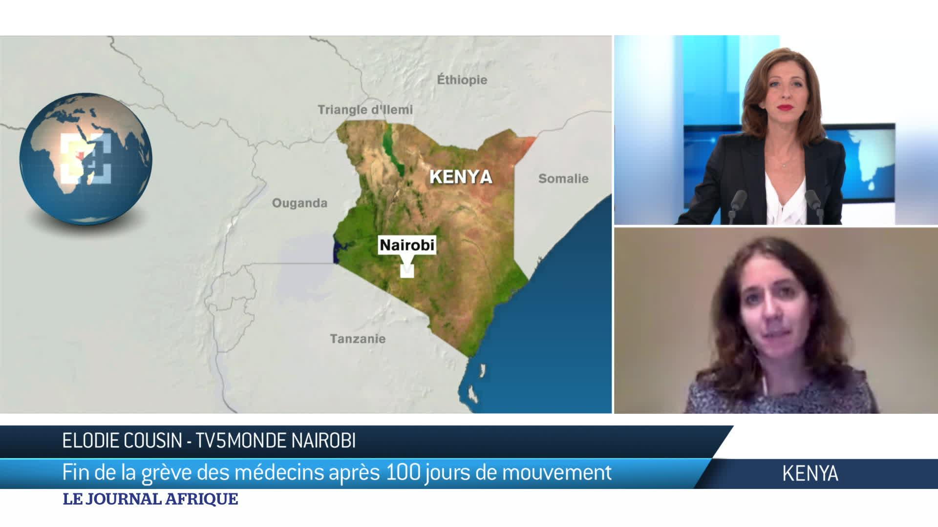 Kenya : , la grève des médecins du secteur public s'arrête