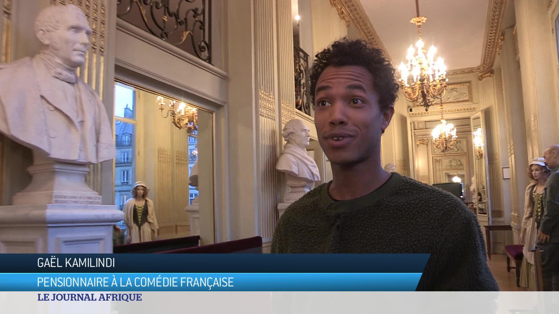 Théatre : la Comédie française vient de recruter un nouveau pensionnaire