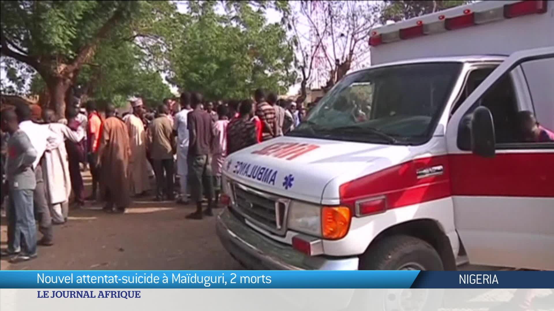 Nigéria : 4 femmes ont actionné leur ceinture d'explosifs
