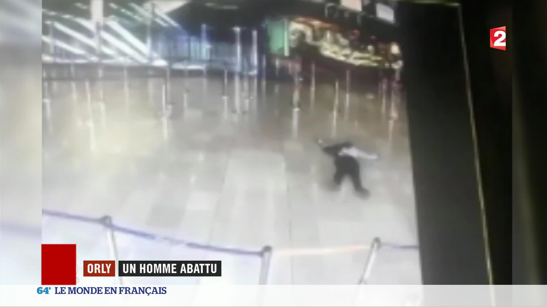 Une attaque terroriste déjouée à Orly en France