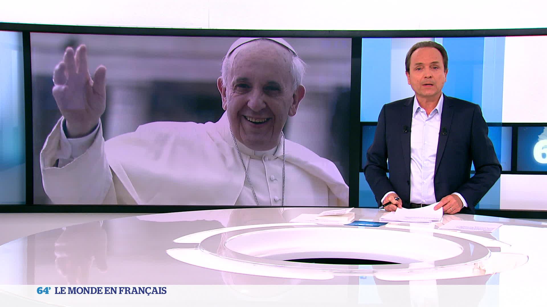 Le Pape François annonce un voyage au Caire fin avril