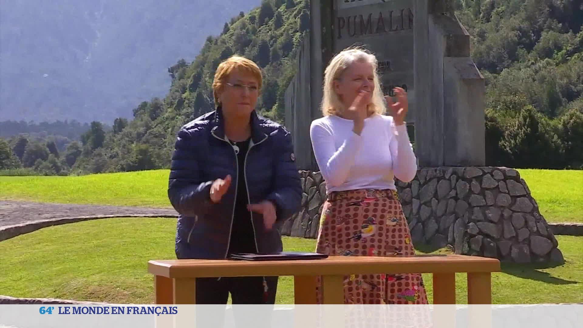 La plus grande donation de terres en Chili