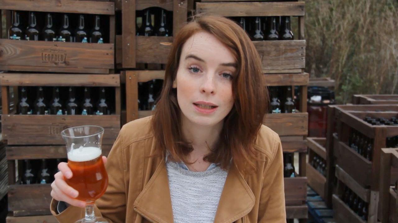 La bière : brune, blonde ou verte? - Adèle en Belgique