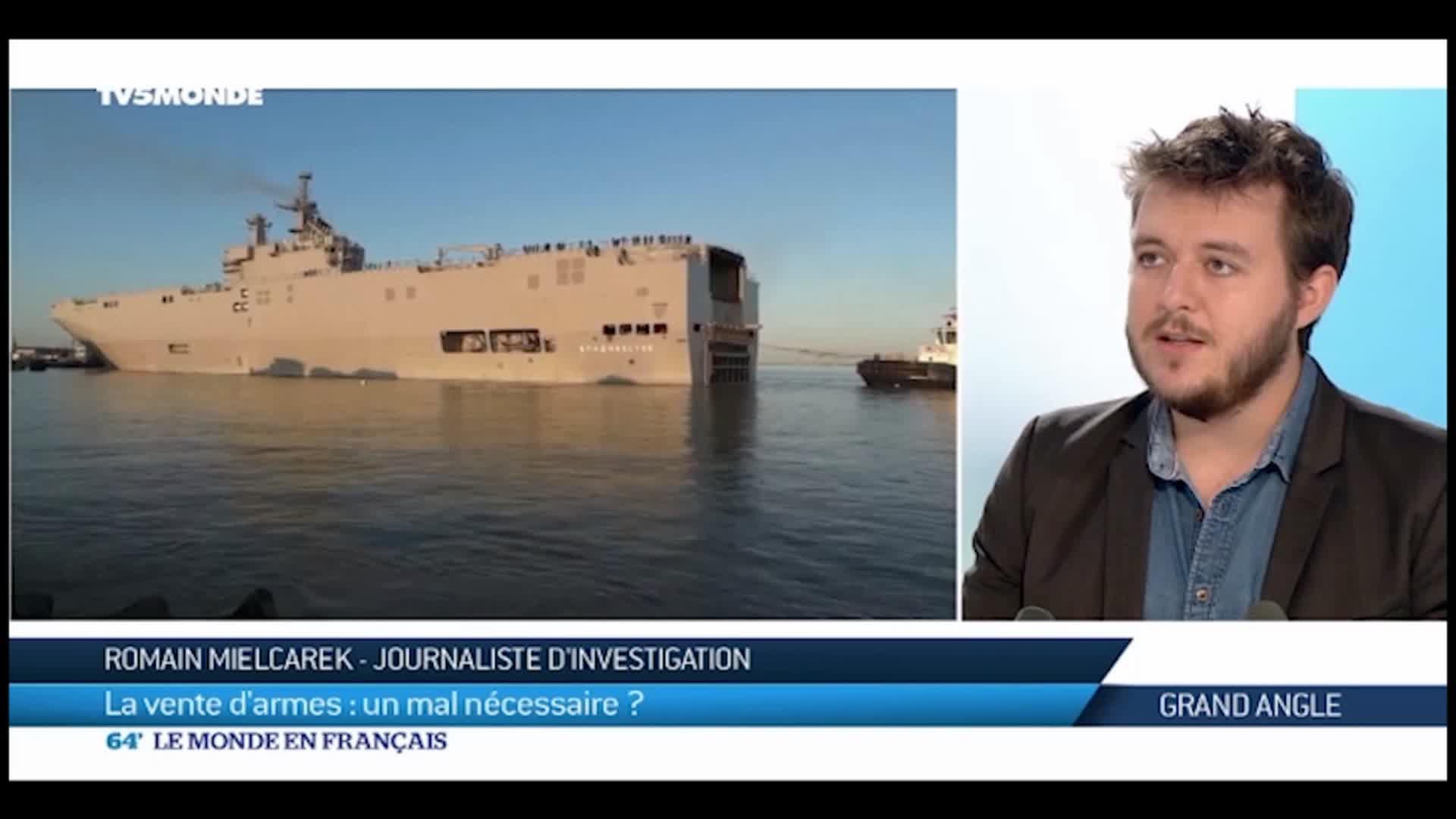 Marchand d'armes - Un business français