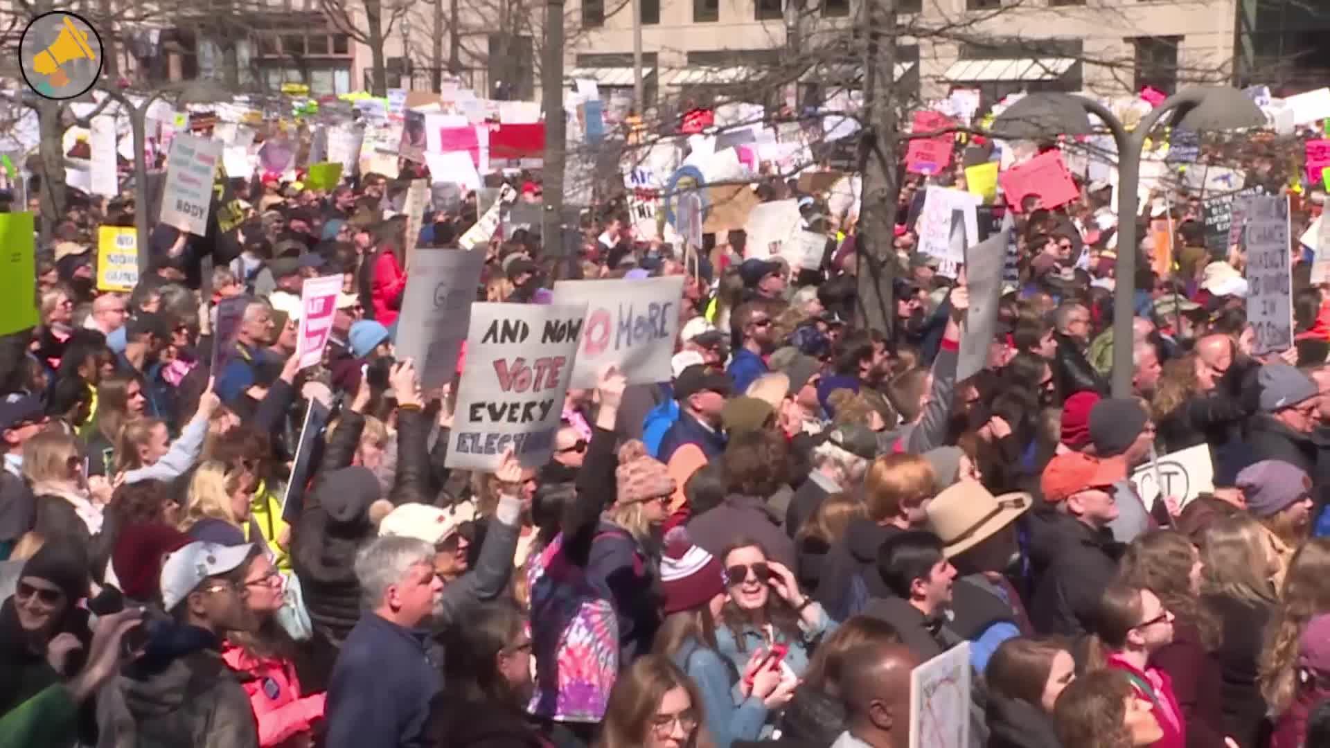 États-Unis : les jeunes en guerre contre les guns