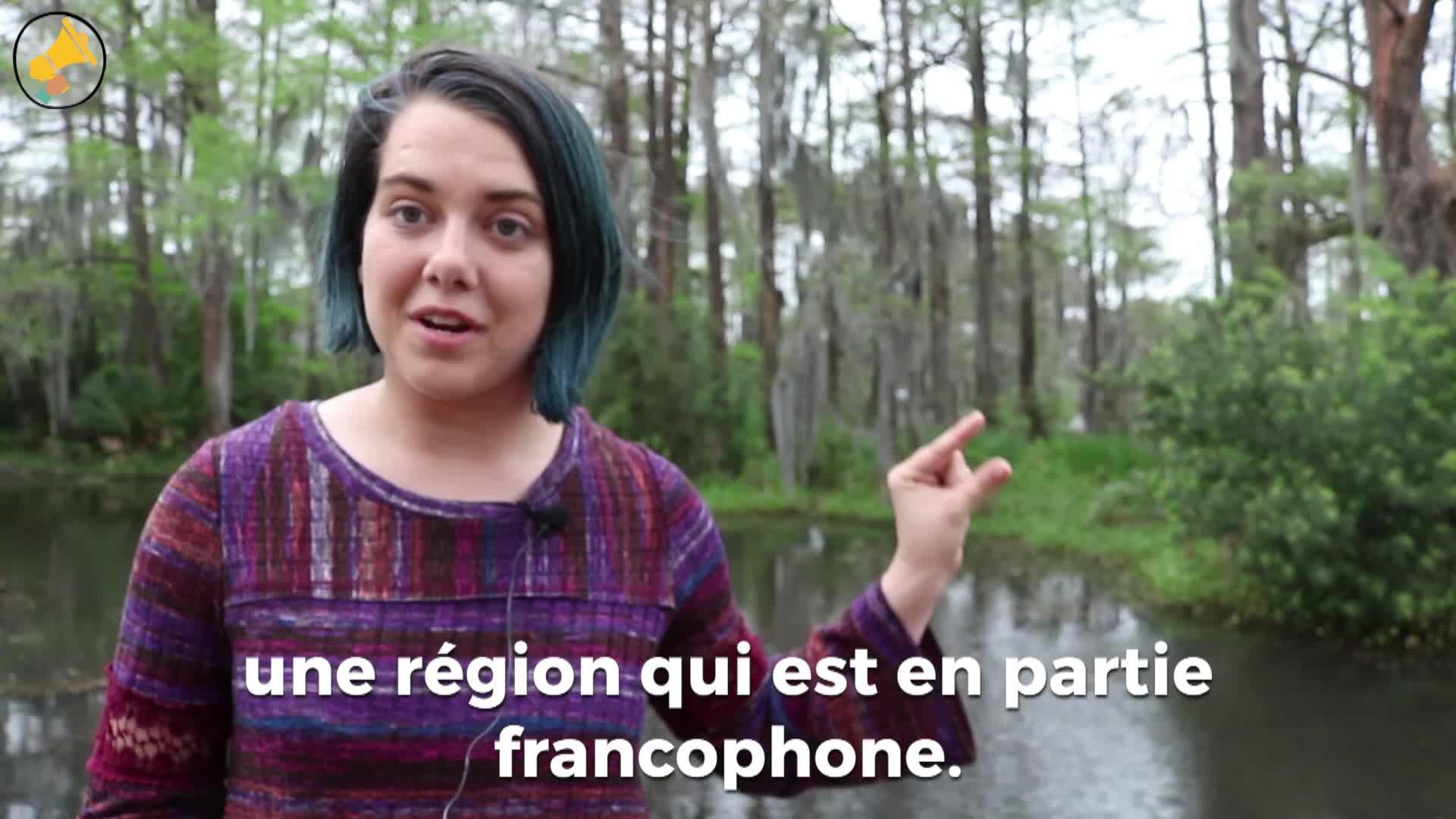 Louisiane : le français, sésame pour ma culture